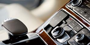 Intérieur 02 de la Limousine Audi A8