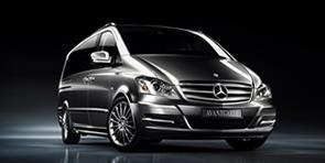 Mercedes Viano Avant Garde