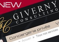 Un nouveau site pour Giverny Consulting